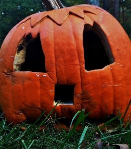 Example of a Halloween Pumpkin