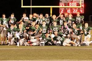 Duxbury High School Football Seniors thanks to DuxburyFootball.com