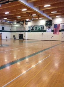 "Duxbury High School ""Old"" Gym"